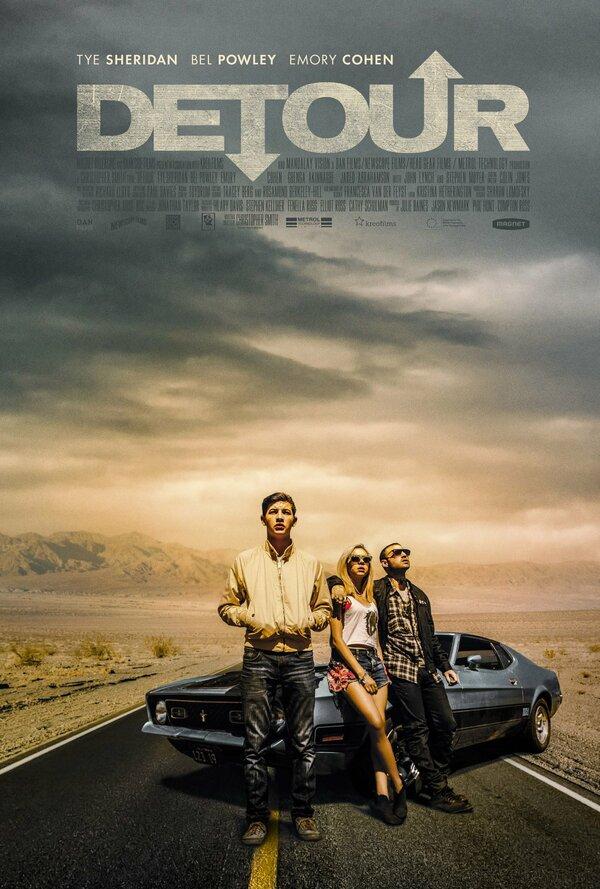 Отзывы к фильму – Обход (2016)