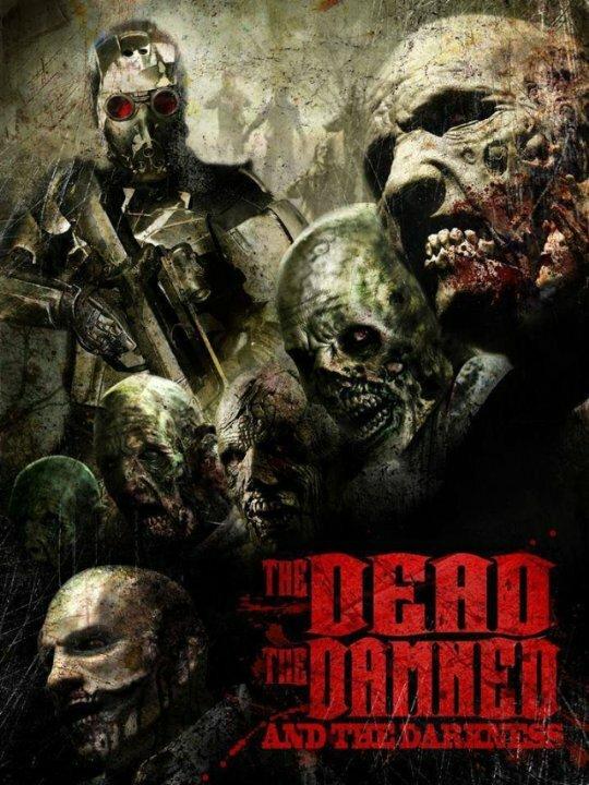 Мёртвые, проклятые и тьма