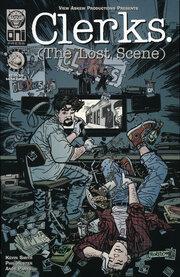 Клерки: Потерянная сцена