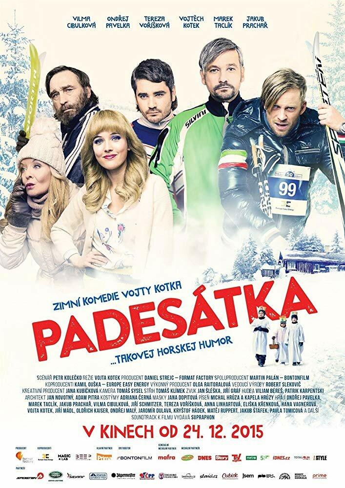 Пятидесятка / Padesátka