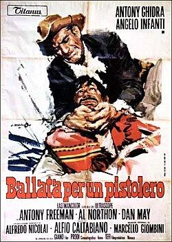 Баллада о стрелке (1967)