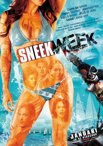 Сниквик / Sneekweek (2016) смотреть онлайн