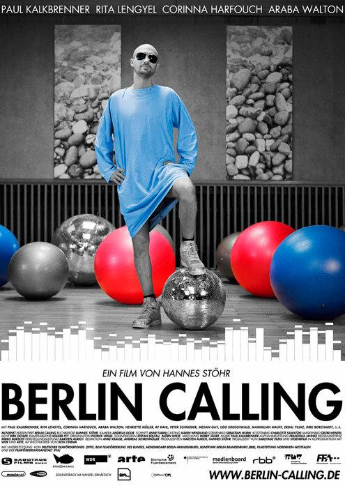 ������ ����� / Berlin Calling (2008) HDRip 720p