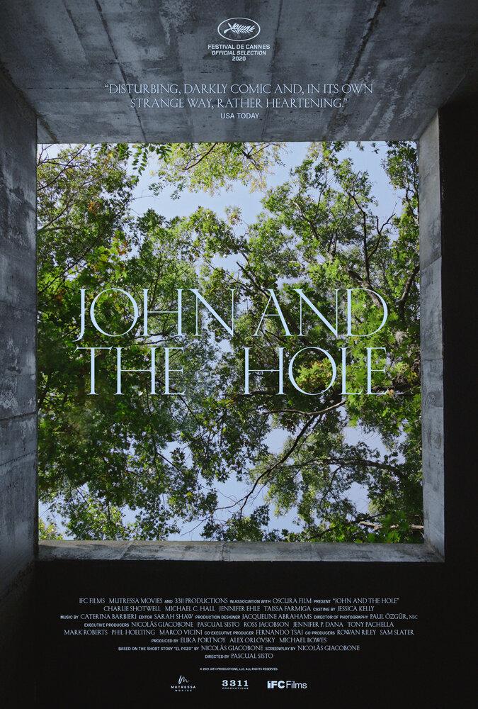 Джон и дыра (2021)