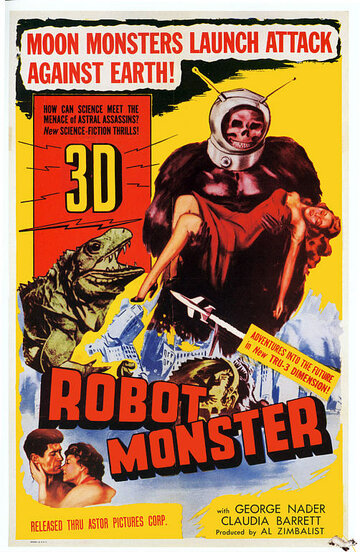 Робот-монстр (1953)