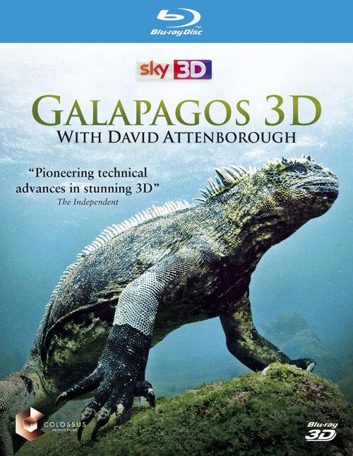 Галапагосы с Дэвидом Аттенборо