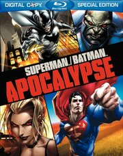 Смотреть онлайн Супермен/Бэтмен: Апокалипсис