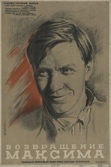 Возвращение Максима (1937) полный фильм