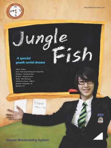Аквариумные рыбки (Jungkeul pishi)
