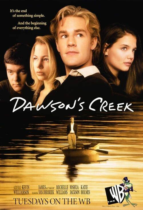 «Бухта Доусона» (Dawson's Creek, 1998-2003)
