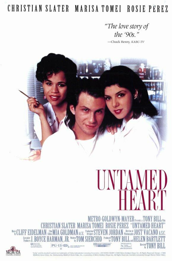 Дивитись «Дике серце» (Untamed Heart, 1993) онлайн