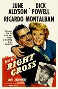Прямой удар справа (1950)