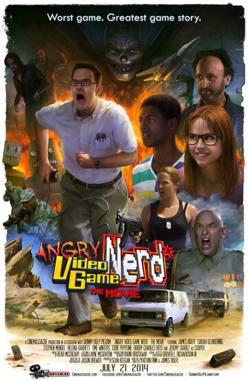 �������� ������������ ������: ���� (Angry Video Game Nerd: The Movie)