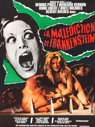 Проклятие Франкенштейна (1972)