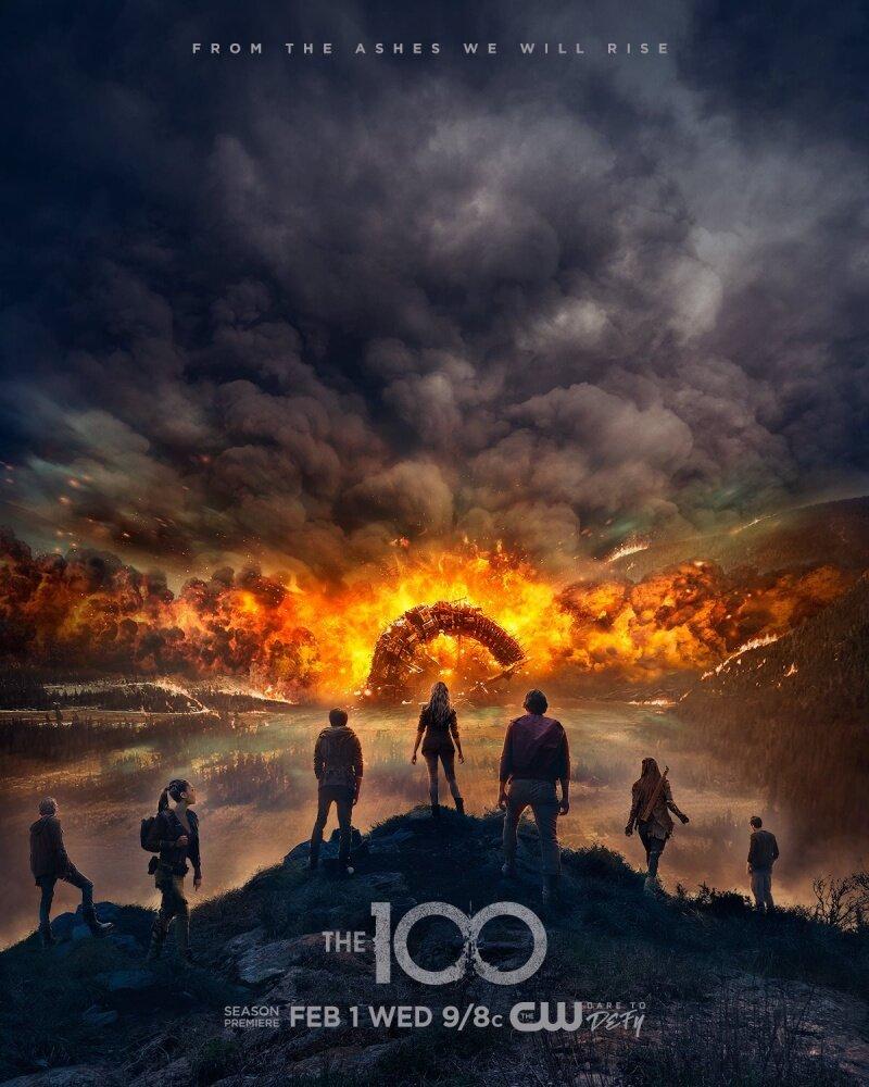 Сотня смотреть онлайн 1-7 сезон