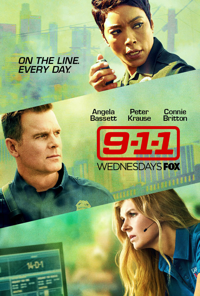 911 служба спасения / 9-1-1 2018г.