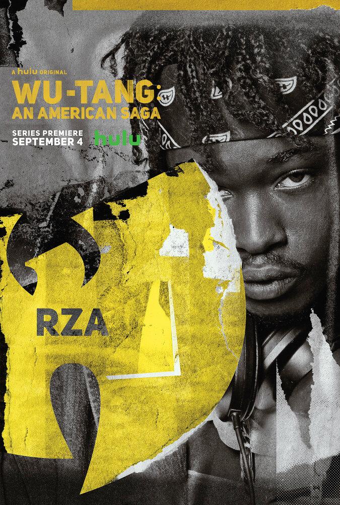 Wu-Tang: Американская сага (2019) WEB-DLRip 720p
