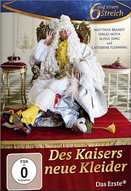 Des Kaisers neue Kleider |მეფის ახალი სამოსი |Новое платье короля ქართულად,[xfvalue_genre]