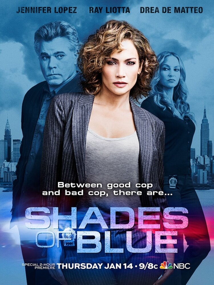 Оттенки синего (3 сезона) (2016)