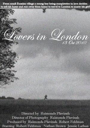 Влюбленные в Лондоне
