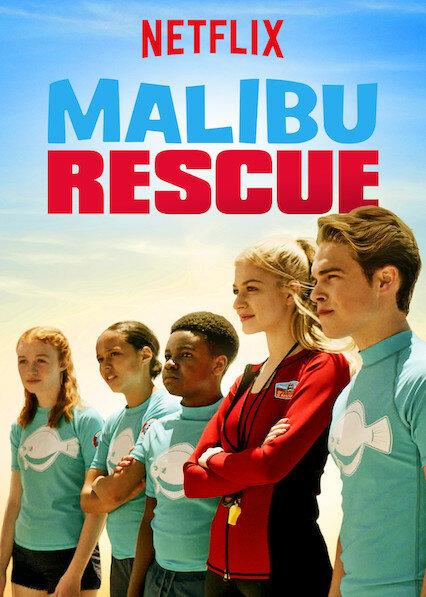 Спасатели Малибу / Malibu Rescue: The Movie. 2019г.