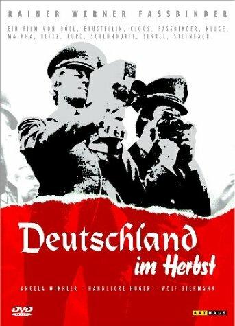 Германия осенью 1978