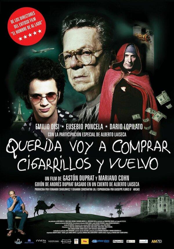 Дорогая я куплю сигареты и вернусь фильм 2011 опт одноразовых сигарет спб