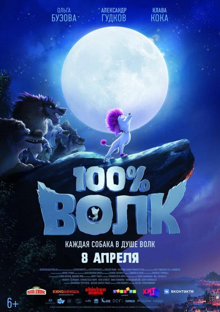 100% Волк (2021)