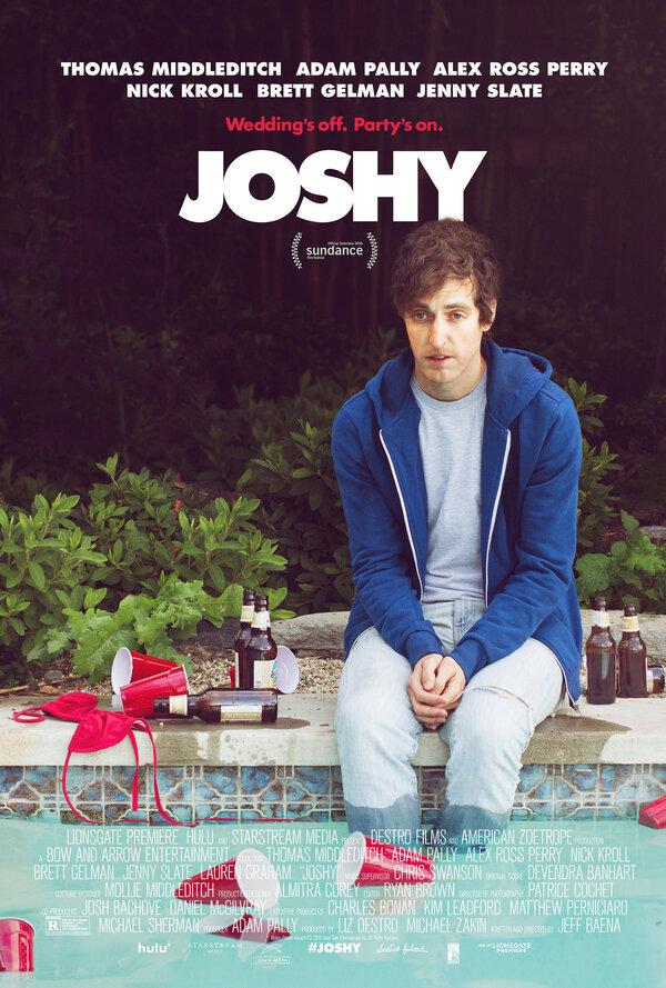 Отзывы к фильму – Джоши (2016)