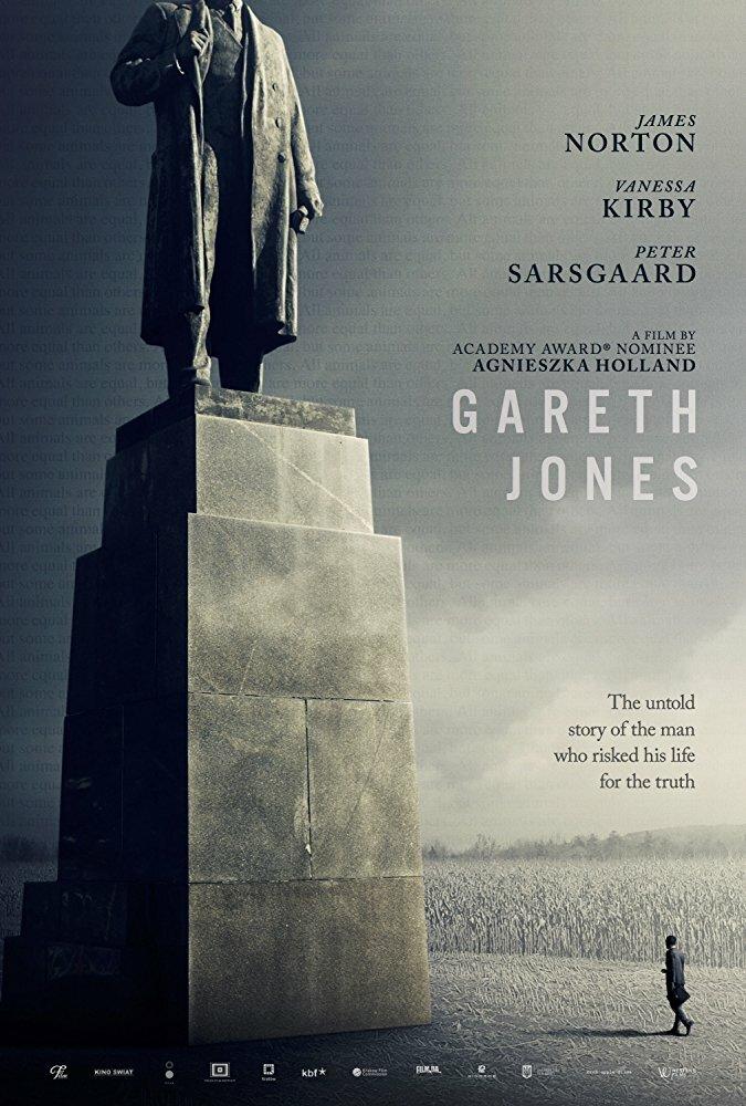 Гарет Джонс (2019)