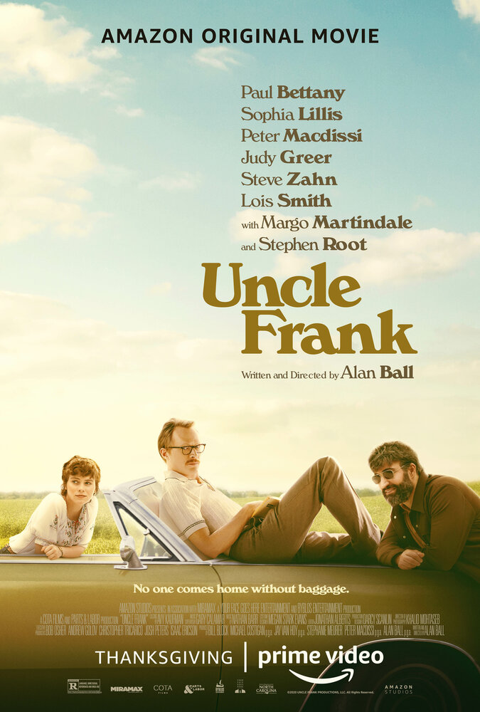 Дядя Фрэнк / Uncle Frank /  (2020)