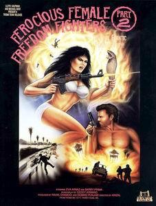 Свирепые женщины-борцы за свободу 2 (1982)