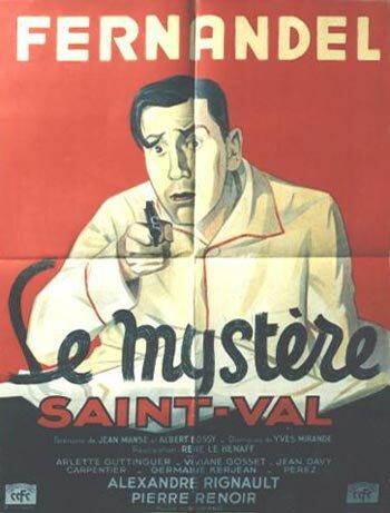 Тайна Сен-Валя (Le mystère Saint-Val)