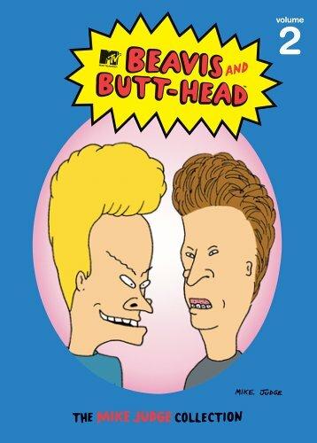 ����� � ����-��� (Beavis and Butt-Head)
