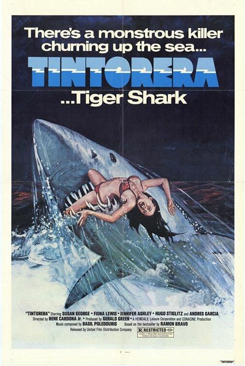 Фильмы Тигровая акула смотреть онлайн