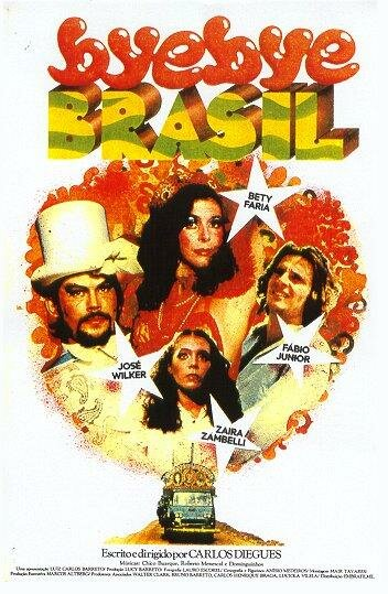 Прощай, Бразилия! (1979)