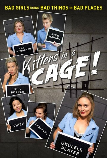 Kittens in a Cage