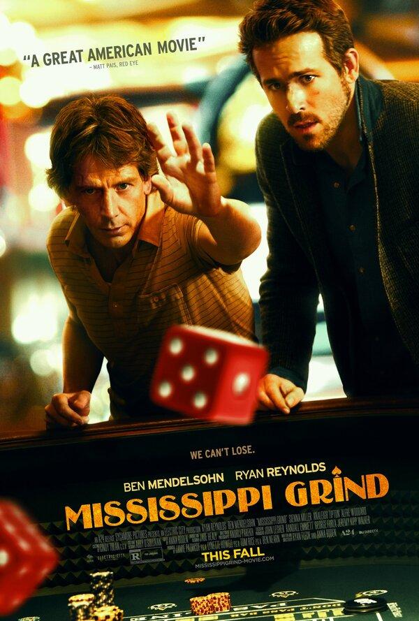 Отзывы и трейлер к фильму – Прогулка по Миссисипи (2014)