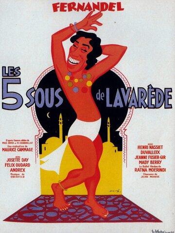 Пять су Лавареда (1939)