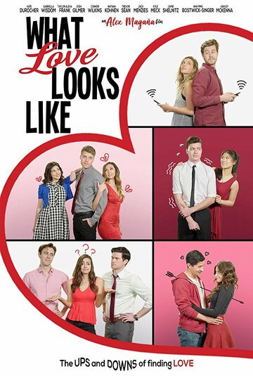 Постер к фильму Как выглядит любовь (2020)