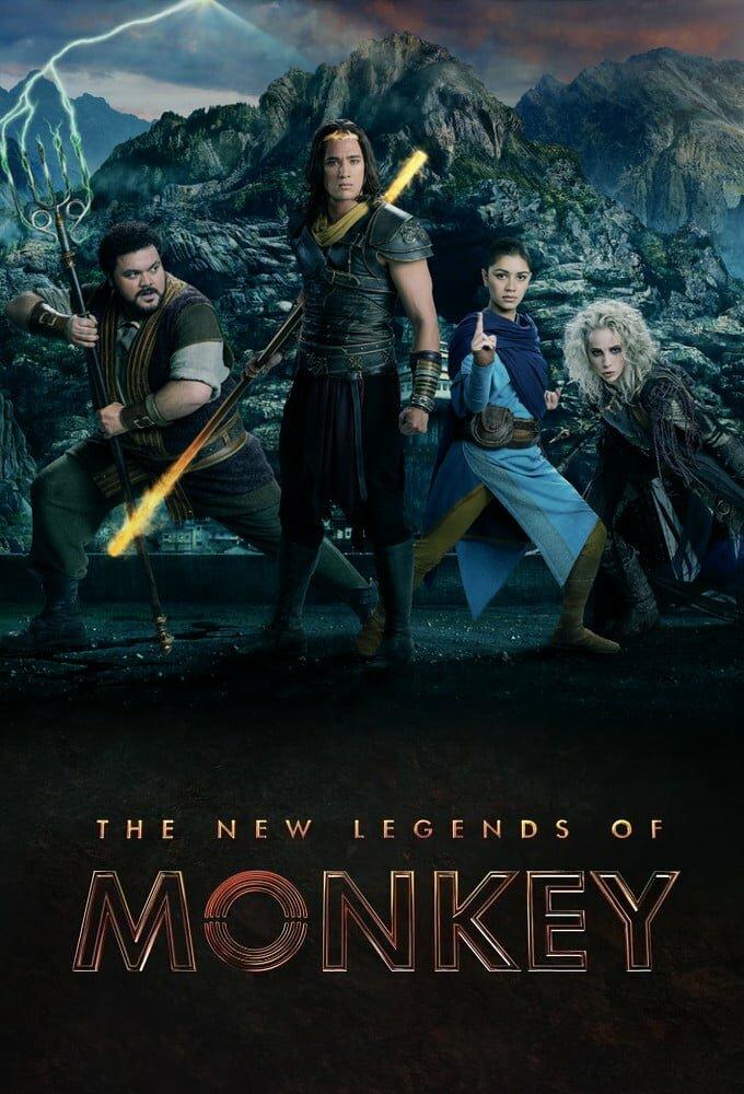 Царь обезьян: Новые легенды 1 сезон 5 серия 2018