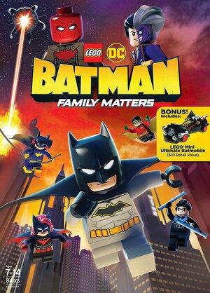 LEGO DC: Бэтмен – Семейные дела  (2019)