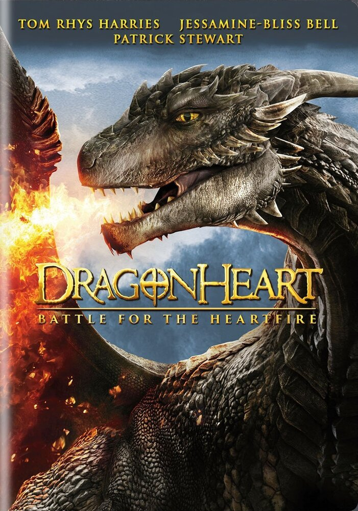 Сердце дракона 4 / Dragonheart: Battle for the Heartfire (2017)