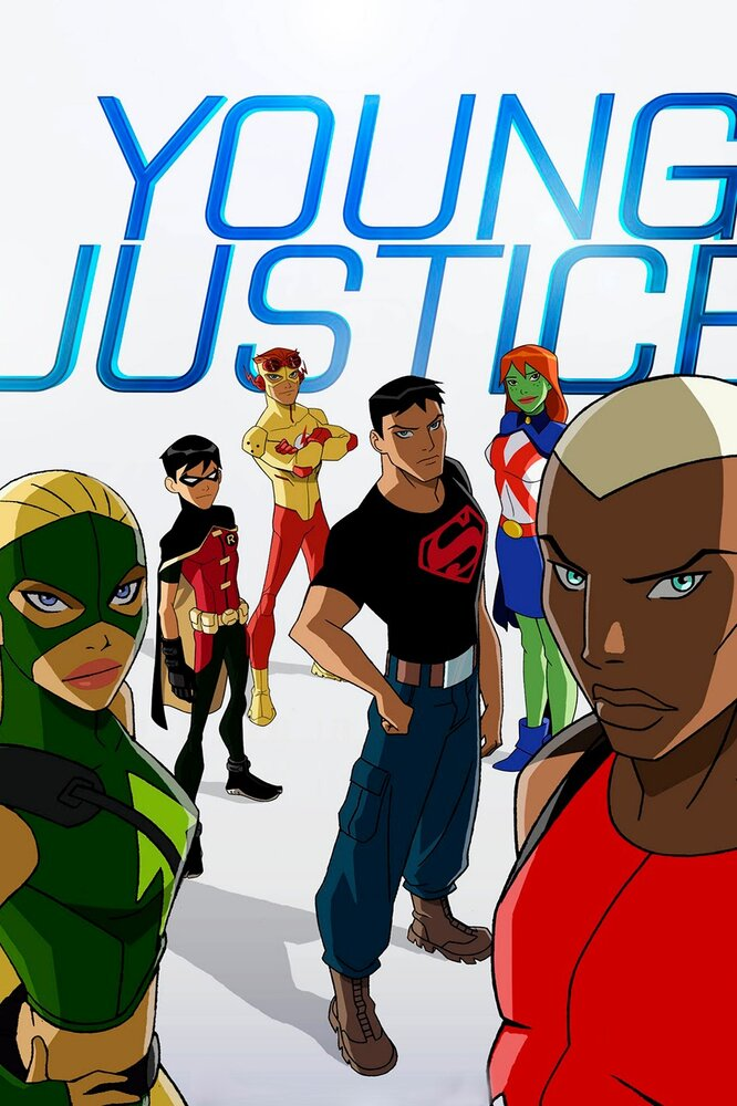 Юная Лига Справедливости 3 сезон 8 серия 2010