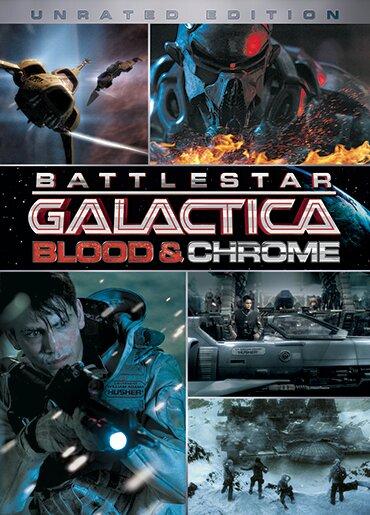 Звездный Крейсер Галактика: Кровь и Хром ТВ LostFilm | Battlestar Galactica