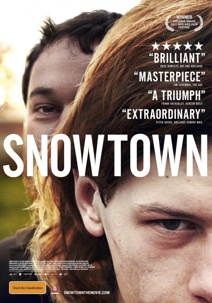 Посте Снежный город смотреть онлайн