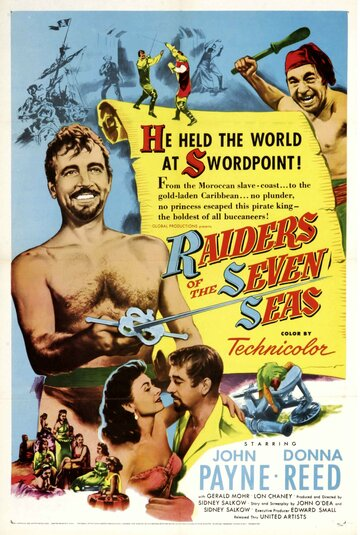 Захватчики семи морей (1953)