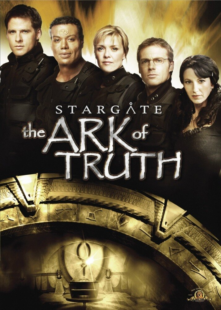Звёздные Врата. Ковчег Истины / Stargate. The Ark of Truth (2008) BDRip