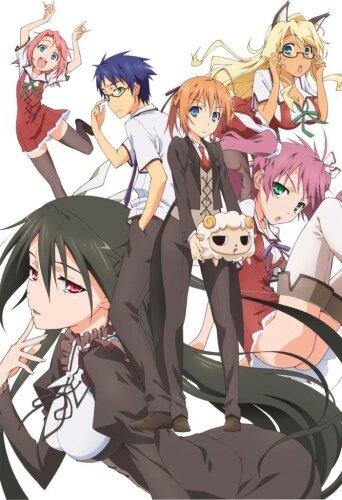 Эй, цыпочка! (2011) - аниме мультсериал из Японии смотреть онлайн