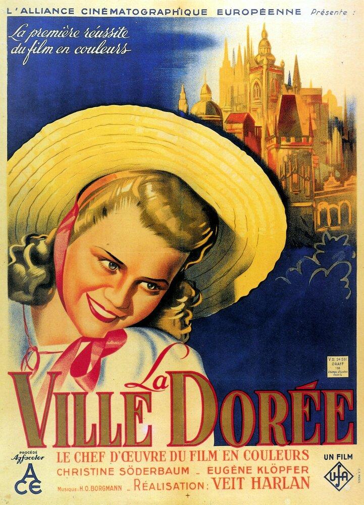 Risultati immagini per die goldene stadt film 1942